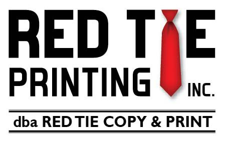 Red Tie Printing Inc