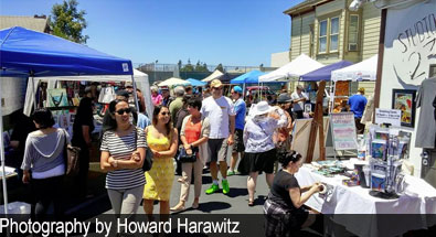 Alameda Summer Art and Maker Fair